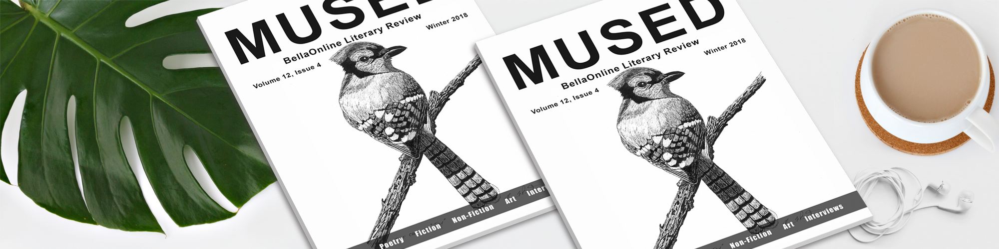 The current issue of MUSED.